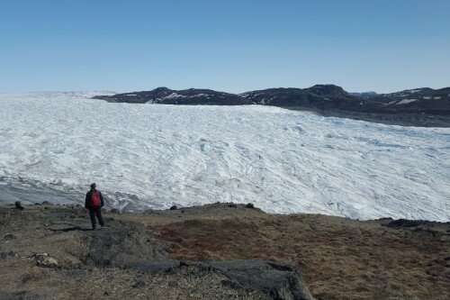 Subglacial weathering alters nutrient cycles in Greenland