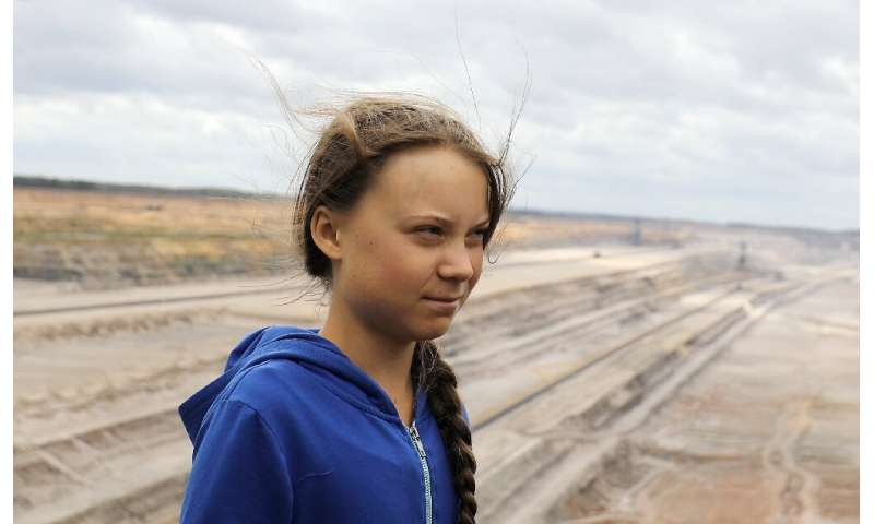 Swedish climate campaigner Greta Thunberg launched a campaign that has echoed among young people worldwide