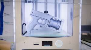 Tackling the forensic unknowns of 3-D-printed firearms