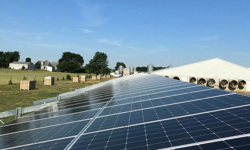 Technology helps reduce energy costs on Indiana farm while protecting environment