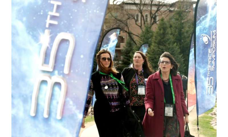 The 35th Colorado Springs Space Symposium attracted some 15,000 attendees