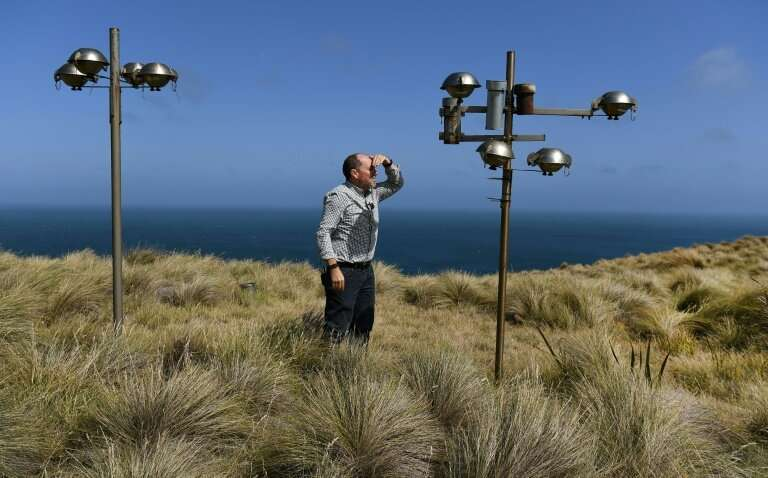 The levels of carbon dioxide found at Cape Grim in Tasmania now are akin to those found in some towns at the start of the indust