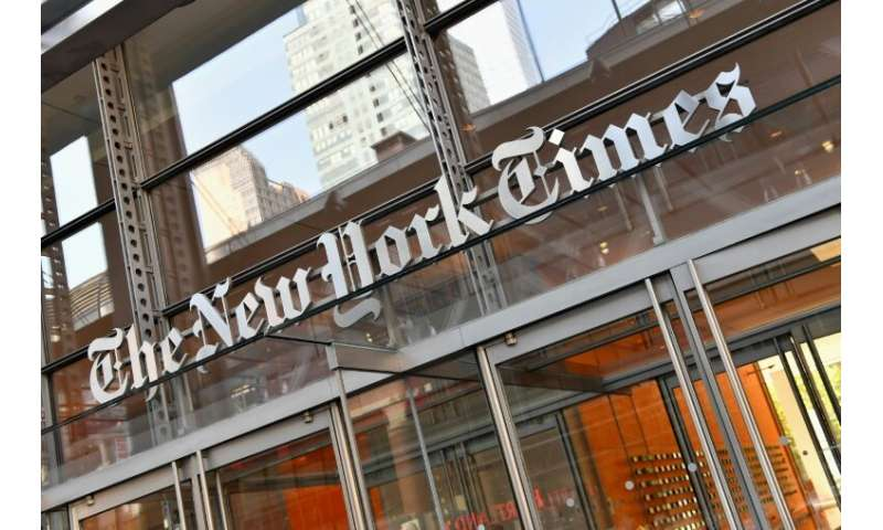 "The New York Times is expected to be absent from the news service likely to be launched by Apple and described as ""Netflix"