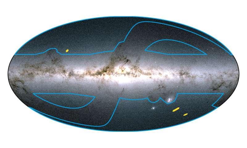 Three dark fields for Euclid's deep survey