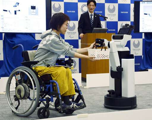Tokyo's Olympics may become known as the 'Robot Games'