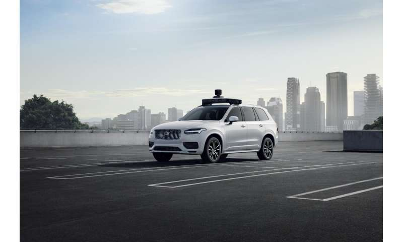 Uber tests drone food delivery, launches new autonomous SUV