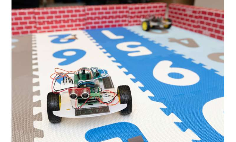 Ultra-low power chips help make small robots more capable