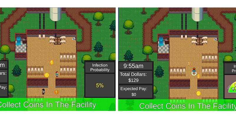 Video games offer clues to help curb animal disease outbreaks