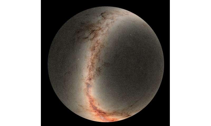 World's Largest Digital Sky Survey Publishes Largest Publication of All Astronomical Data