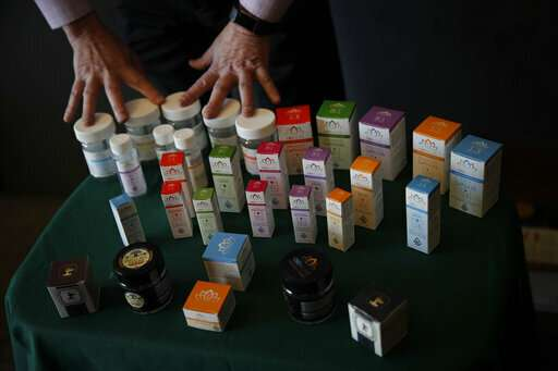 Bingo and bongs: More seniors seek pot for age-related aches