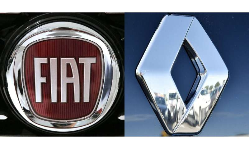 Fiat Chrysler said the merger with Renault would create the world's third largest automaker