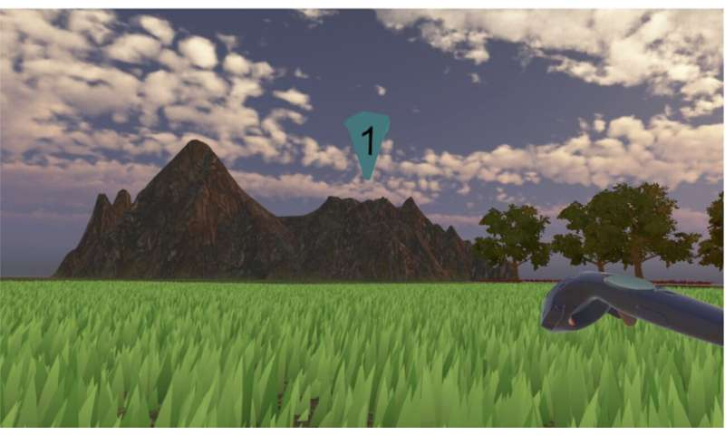 Virtual reality can spot navigation problems in early Alzheimer's disease