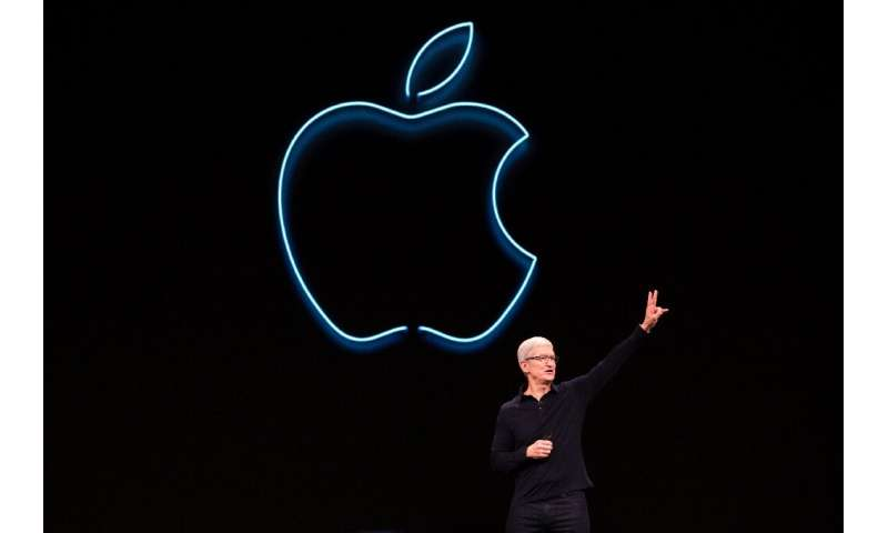 Apple CEO Tim Cook highlighted growth in wearables and services in the tech giant's latest earnings update
