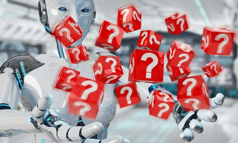 Artificial intelligence must know when to ask for human help