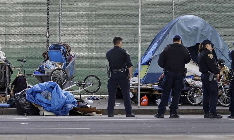 San Francisco eyes forced treatment for mentally ill addicts