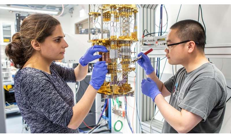 Scientists connect quantum bits with sound and over record distances