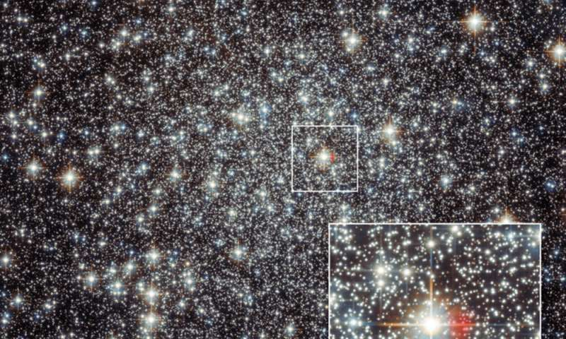 Astronomers discover 2000-year-old remains of a nova