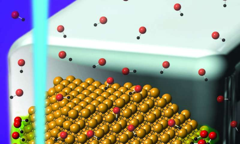 Researchers explore energy-saving catalysts that operate at room temperature