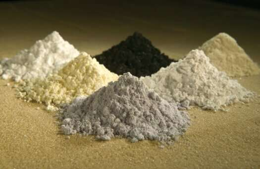 Researchers find potential new source of rare earth elements