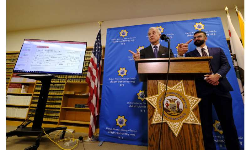 San Francisco prosecutors turn to AI to reduce racial bias
