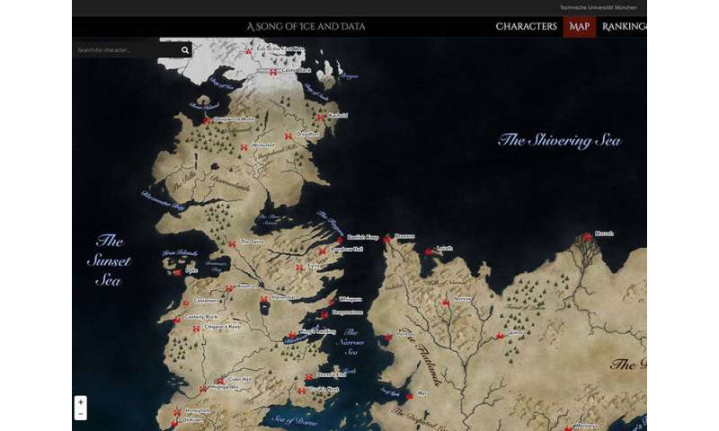 Machine learning algorithm predicts who will be left standing in 'Game of Thrones'