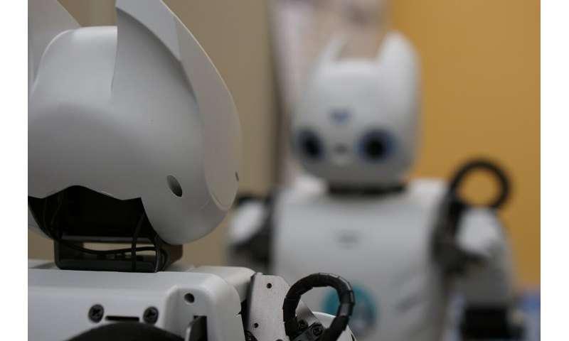 Une approche neurorobotique pour la construction de robots capables de communiquer  Une approche neurorobotique pour la construction de robots capables de communiquer 2 aneuroroboti