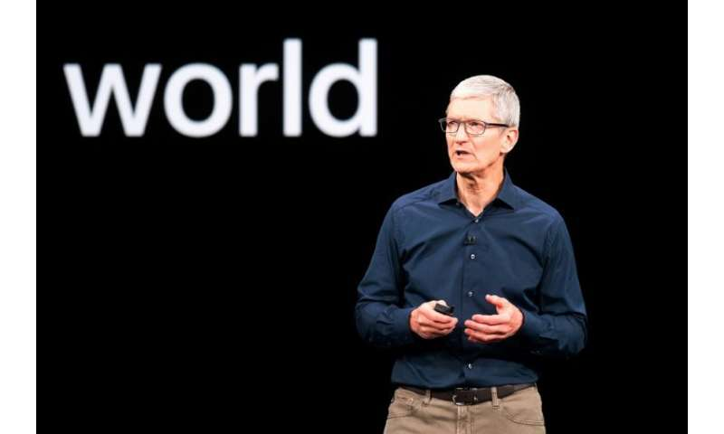 Apple CEO Tim Cook acknowledged that iPhone sales in the past quarter would be disappointing, amid weakness in China and other e