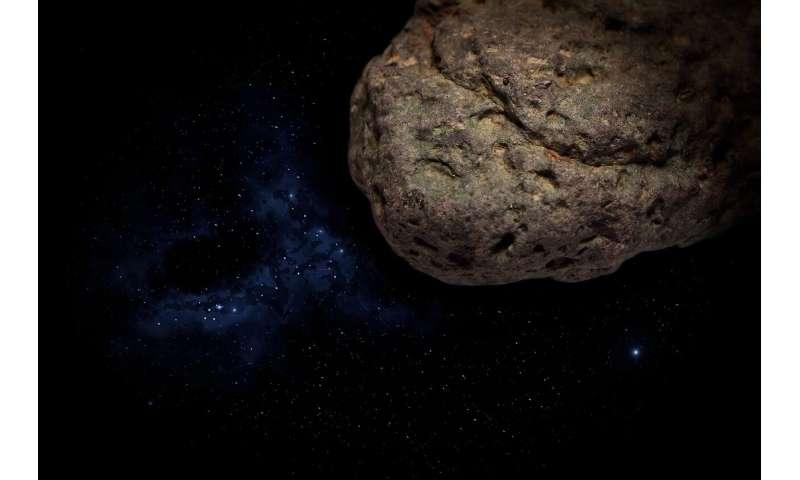 Asteroid mining not a million miles away