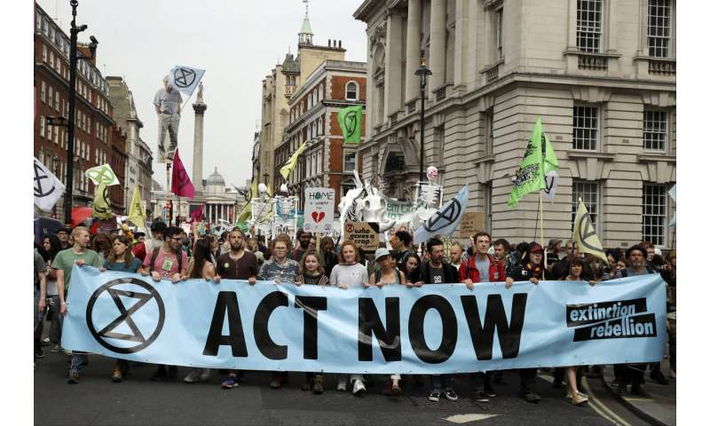 Britain to intensify fight against climate change