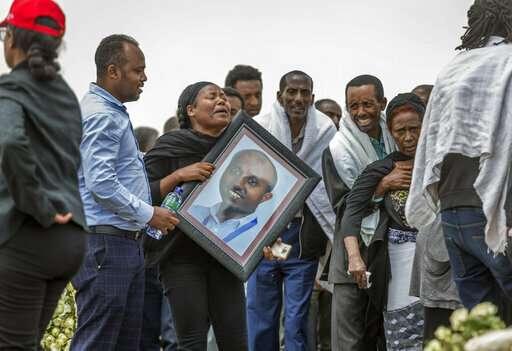 Ethiopian Airlines says analysis of flight recorders begins