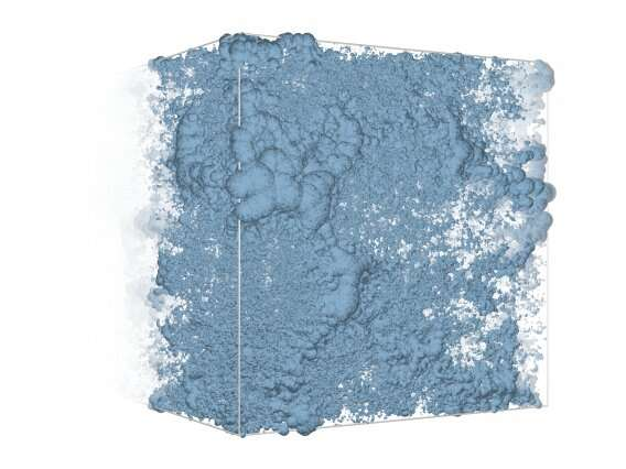 Exploring the effects of moisture and drying on cement