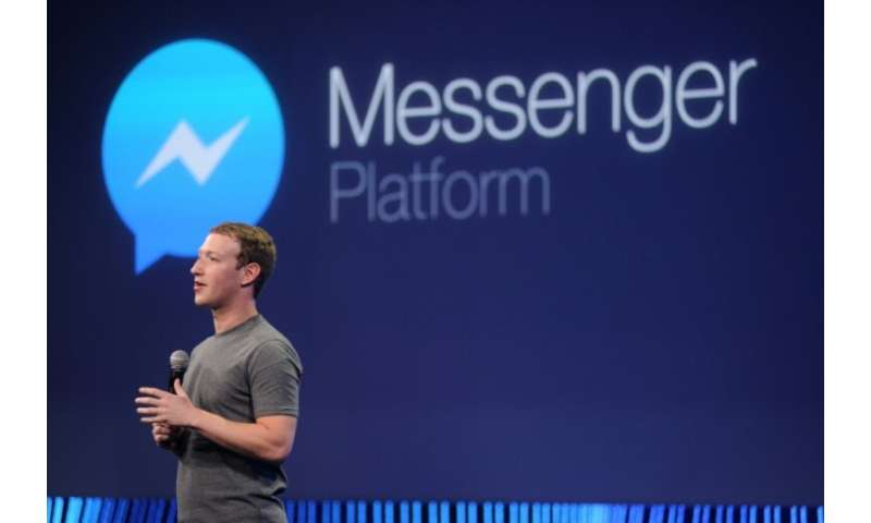 """Facebook says now everyone using its Messenger platform will have the ability to """"unsend"""" a message sent in error, a p"""