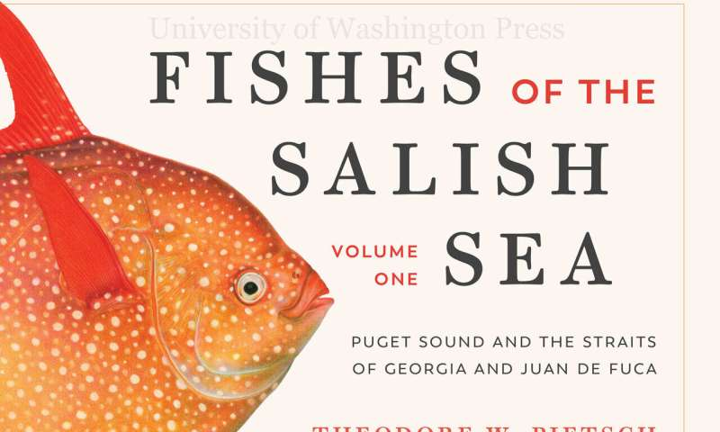 First book published on fishes of the Salish Sea