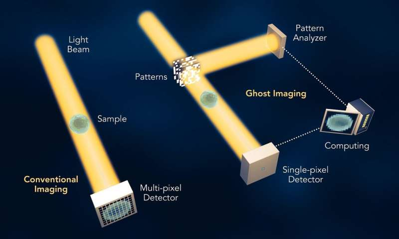 Ghostly X-ray images could provide key info for analyzing X-ray laser experiments