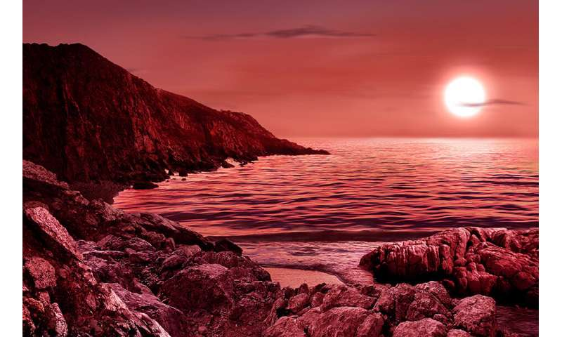 Habitable planets around red dwarf stars might not get enough photons to support plant life