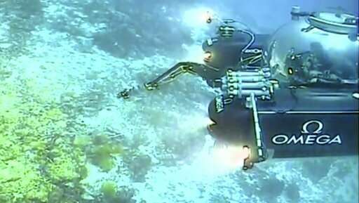 Indian Ocean exploration mission makes historic broadcast