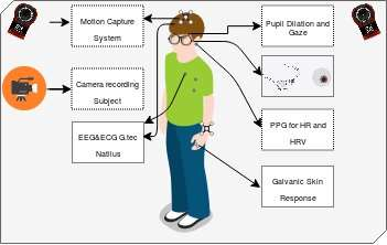 Monitoring human physiological responses to improve interactions with robots