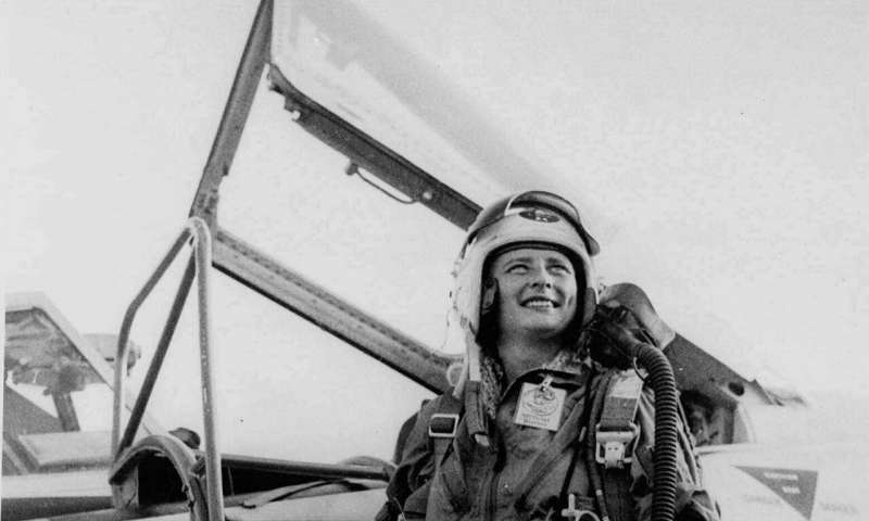 Image result for jerry cobb first female          astronaut candidate