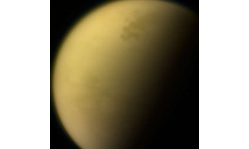 NASA's Webb Telescope will Survey Saturn and Titan