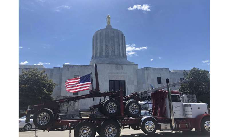 Progressive climate policy poised to pass in Oregon