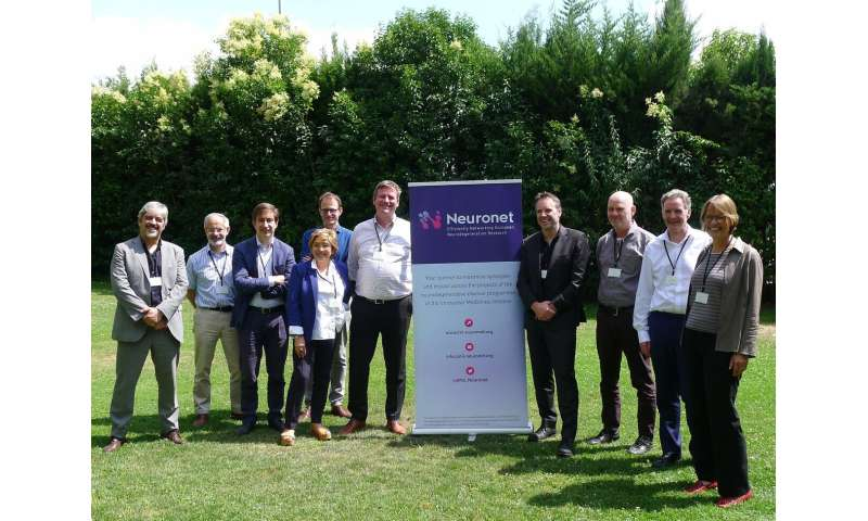 Scientific Coordination Board meeting assembles leaders from IMI neurodegenerative projects, encompassing € 260 million