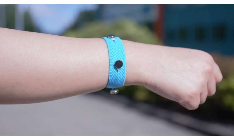 Smart materials provide real-time insight into wearers' emotions
