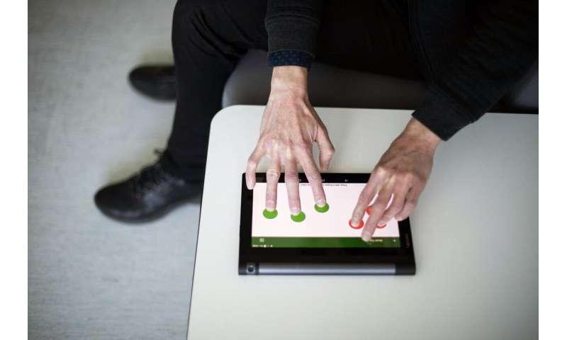 Smartphone app can help diagnose a rare disease