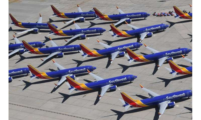 Southwest Airlines fleet of Boeing 737 MAX aircraft have been off-line since mid-March as part of a global grounding of the plan