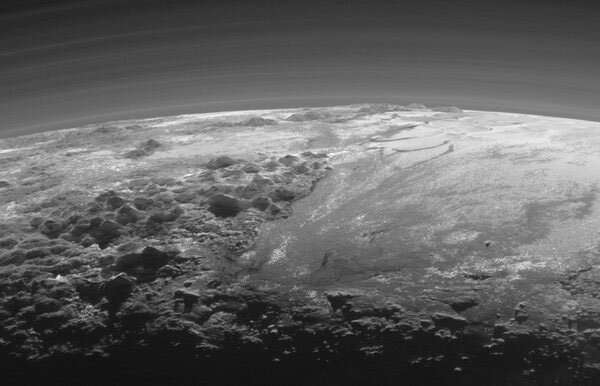 Spring on Pluto: an analysis over 30 years