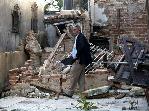 Strongest Tornado In 8 Decades Hits Cuba 3 Dead 172 Hurt