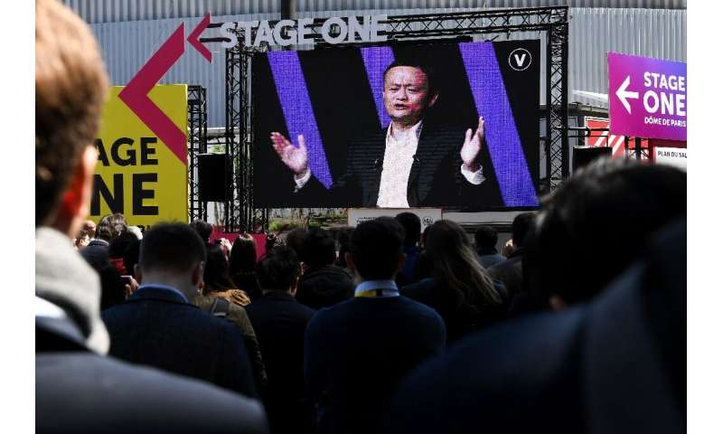 The revolution has only just started, says Alibaba's Jack Ma