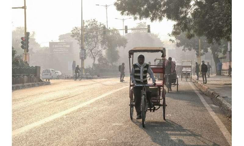 The World Health Organization ranks New Delhias the world's most pollutedcapital