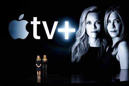 Apple is jumping belatedly into the streaming TV business