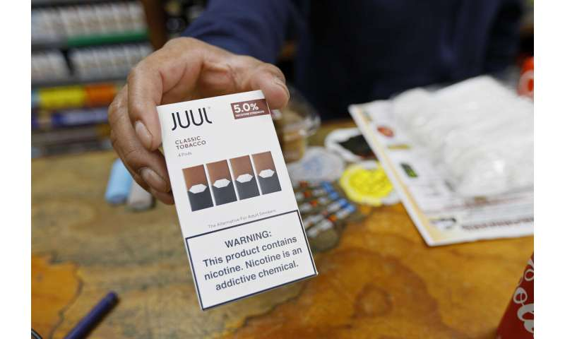 San Francisco weighs 1st US city ban on e-cigarette sales